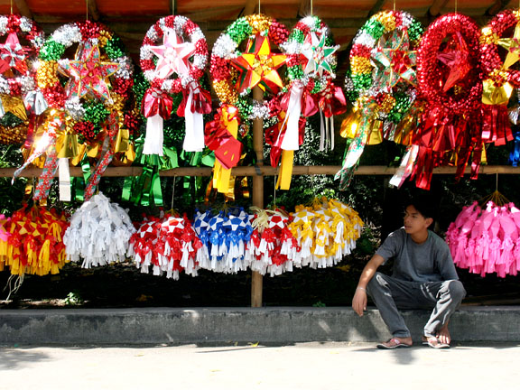 christmas symbols in the philippines Philippines beliefs and superstitions on good luck, bad luck, new year's eve, money.